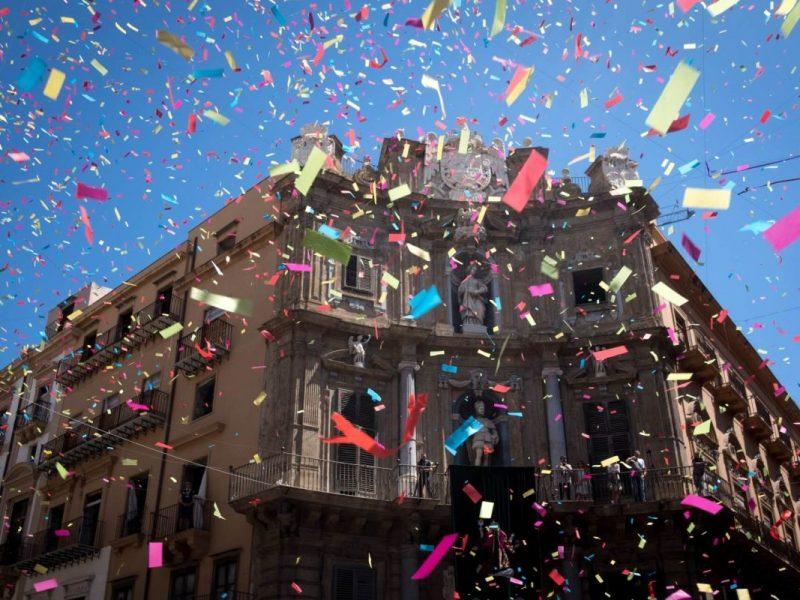Sicily-Celebration
